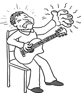mua dan guitar gia re