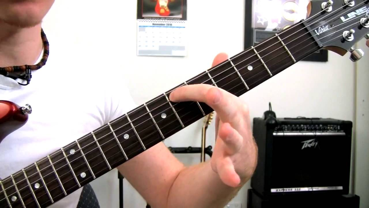 tap dan guitar