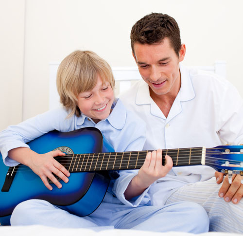 mua dan guitar cho tre  11 tuoi