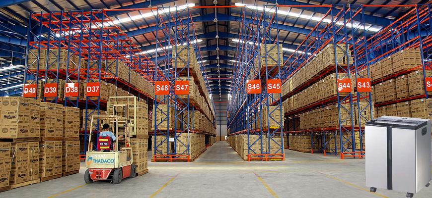 Máy hút ẩm công nghiệp HD-45B(45 lít/ngày)