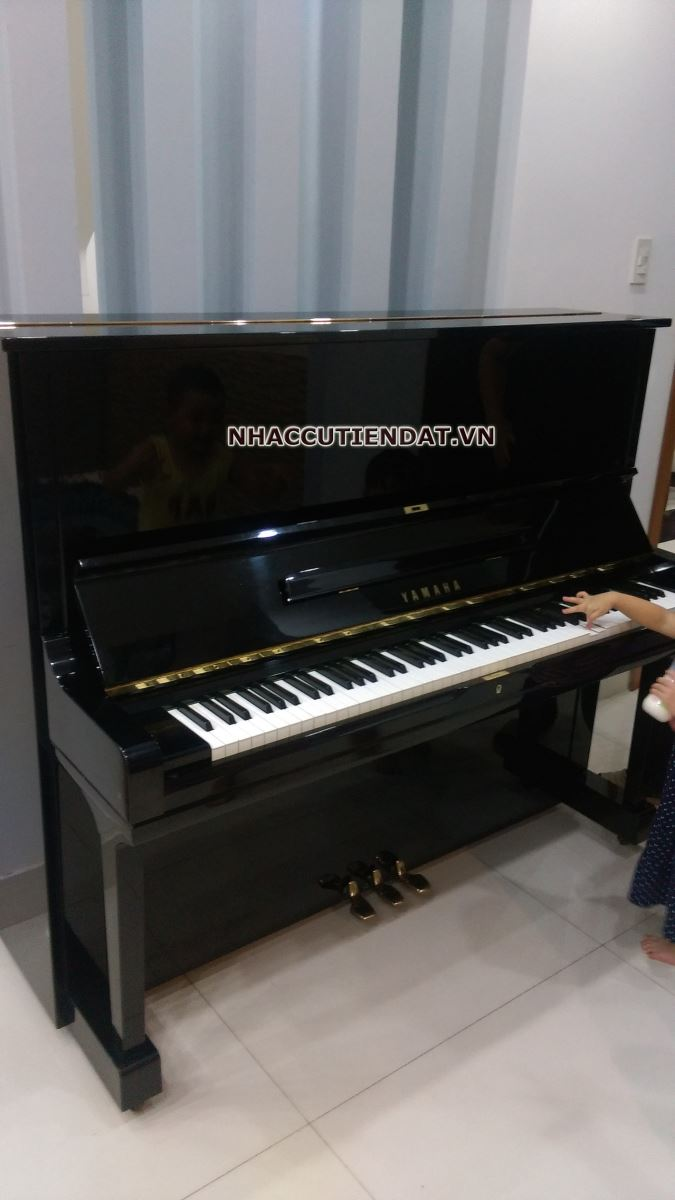 Yamaha U Piano Imag