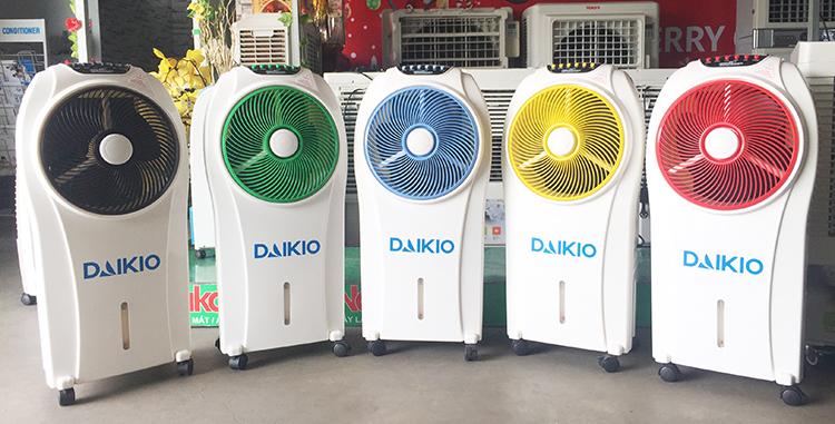 Máy làm mát không khí Daikio