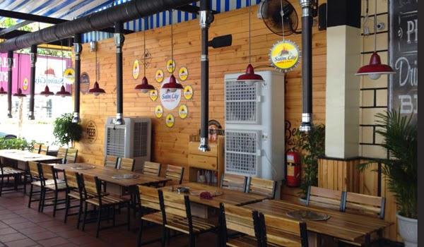 may lam mat sumika cho nhà hàng
