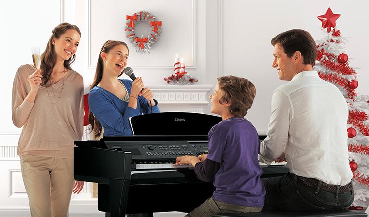 ma đàn piano điện CVP Yamaha chính hãng
