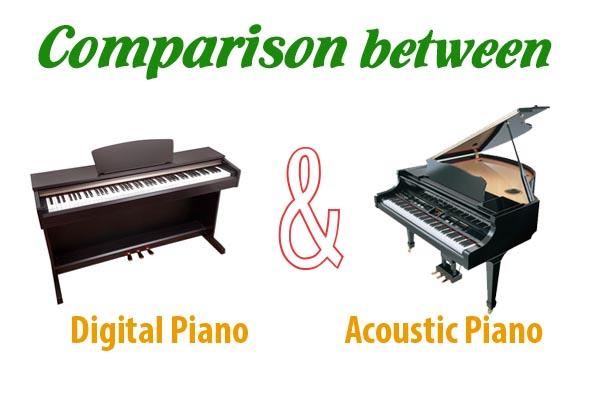 so sanh dan piano dien va piano co
