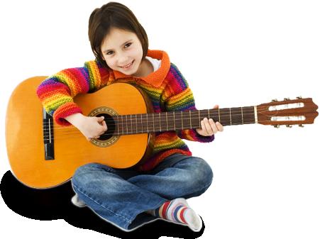 đàn guitar trẻ em nên mua loại nào?