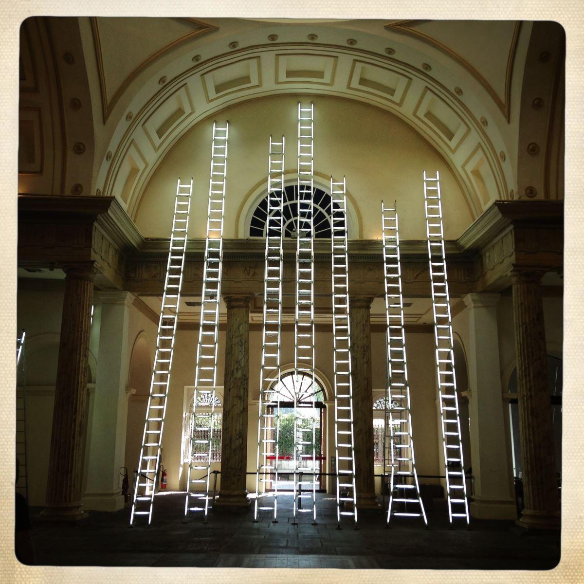 Lựa chọn thang nhôm có chiều cao phù hợp